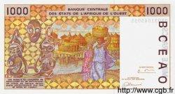 1000 Francs COTE D