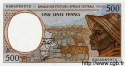 500 Francs CAMEROUN  2000 P.201E NEUF