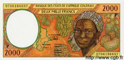 2000 Francs TCHAD  1997 P.603Pd pr.NEUF
