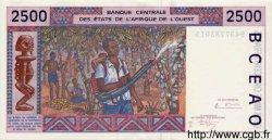 2500 Francs TOGO  1994 P.812Tc pr.NEUF