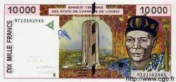 10000 Francs GUINÉE  1997 P.914S pr.NEUF