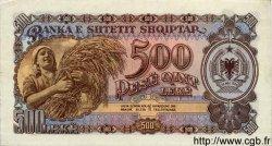 500 Leke ALBANIE  1957 P.31a pr.NEUF