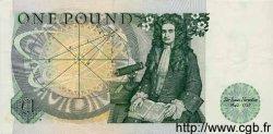1 Pound ANGLETERRE  1982 P.377b SPL