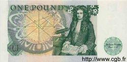 1 Pound ANGLETERRE  1982 P.377b NEUF
