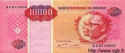 10000 Kwanzas Reajustados ANGOLA  1995 P.137 NEUF