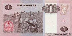 1 Kwanza ANGOLA  1999 P.143 NEUF