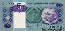 5 Kwanzas ANGOLA  1999 P.144 NEUF