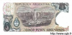 5 Pesos ARGENTINE  1983 P.312a NEUF