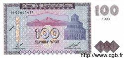 100 Dram ARMÉNIE  1993 P.36b NEUF