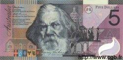 5 Dollars AUSTRALIE  2001 P.56 NEUF