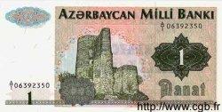 1 Manat AZERBAIDJAN  1992 P.11 NEUF