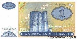 1 Manat AZERBAIDJAN  1992 P.14 NEUF