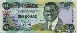 1 Dollar BAHAMAS  2001 P.68 NEUF