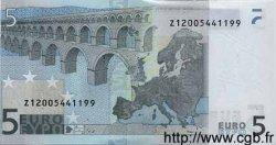5 Euro BELGIQUE  2002 €.100.12 NEUF
