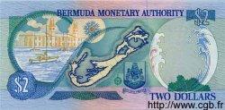 2 Dollars BERMUDES  2000 P.50 NEUF