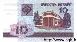 10 Roubles BIÉLORUSSIE  2000 P.23 NEUF