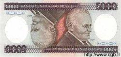 5000 Cruzeiros BRÉSIL  1985 P.202d NEUF
