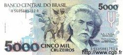 5000 Cruzeiros BRÉSIL  1993 P.232c pr.NEUF