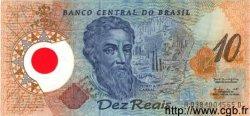 10 Reais BRÉSIL  2000 P.248a NEUF