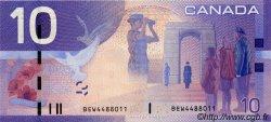 10 Dollars CANADA  2005 P.102A NEUF