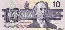 10 Dollars CANADA  1989 P.096b NEUF