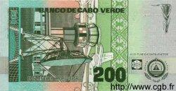 200 Escudos CAP VERT  1992 P.63 NEUF