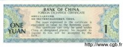 1 Yuan CHINE  1979 P.FX3 pr.NEUF