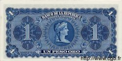 1 Peso Oro COLOMBIE  1953 P.398 NEUF