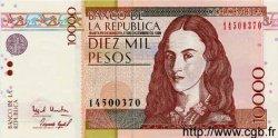 10000 Pesos COLOMBIE  1999 P.444 NEUF
