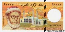 10000 Francs COMORES  1997 P.14 NEUF