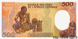 500 Francs CONGO  1991 P.08c NEUF