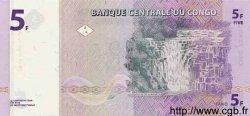 5 Francs CONGO  1997 P.86a NEUF