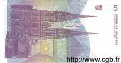 5 Dinara CROATIE  1991 P.17a NEUF
