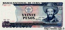 20 Pesos CUBA  1991 P.110 NEUF