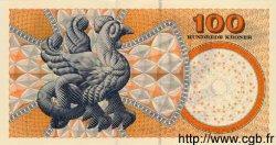 100 Kroner DANEMARK  2002 P.056var NEUF