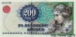 200 Kroner DANEMARK  2002 P.057var NEUF