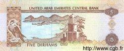 5 Dirhams ÉMIRATS ARABES UNIS  1995 P.12b NEUF