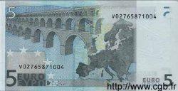 5 Euro EUROPE  2002 €.100.08 NEUF