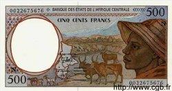 500 Francs GUINÉE ÉQUATORIALE  2000 P.501N.var. NEUF