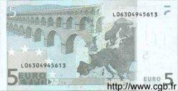 5 Euro EUROPE  2002 €.100.01 NEUF