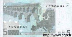 5 Euro EUROPE  2002 €.100.02 NEUF