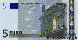 5 Euro EUROPE  2002 €.100.04 NEUF