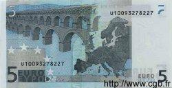 5 Euro EUROPE  2002 €.100.07 NEUF