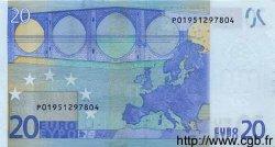 20 Euro EUROPE  2002 €.120.04 NEUF