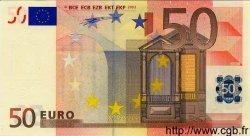 50 Euro EUROPE  2002 €.130.08 NEUF