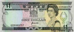 1 Dollar FIDJI  1993 P.083a NEUF