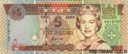 5 Dollars FIDJI  1995 P.089a NEUF
