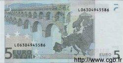 5 Euro FINLANDE  2002 €.100.01 NEUF