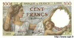 100 Francs SULLY FRANCE  1941 F.26.48 NEUF