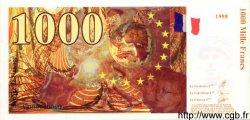 1000 Francs DE GAULLE FRANCE régionalisme et divers  1998  NEUF
